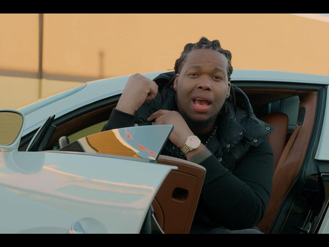MIG AROGAN « un jeune rappeur américain d'origine haïtienne cartonne dans le RAP US »