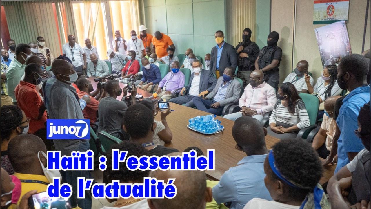 Haïti: L'essentiel de l'actualité du jeudi 06 août 2020