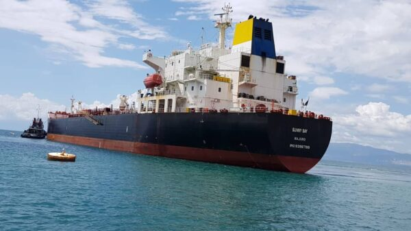 140 mille barils de gasoline sont arrivés en Haïti