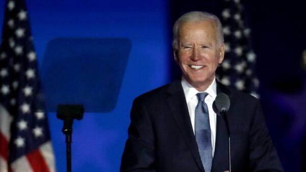 """Update : Joe Biden 264 grands électeurs a dit: """"nous pensons que nous allons gagner les élections"""""""