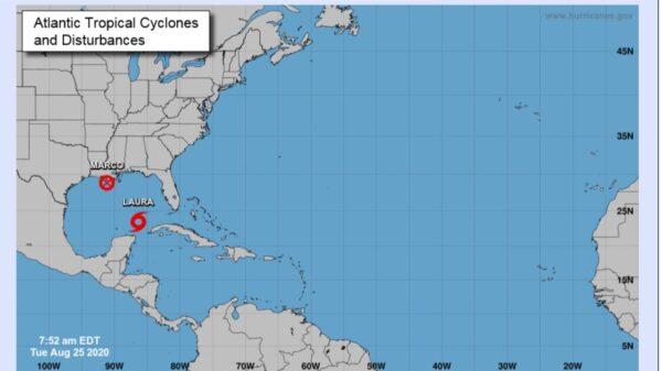 Tempête tropicale Laura : 20 morts et au moins 5 personnes disparues