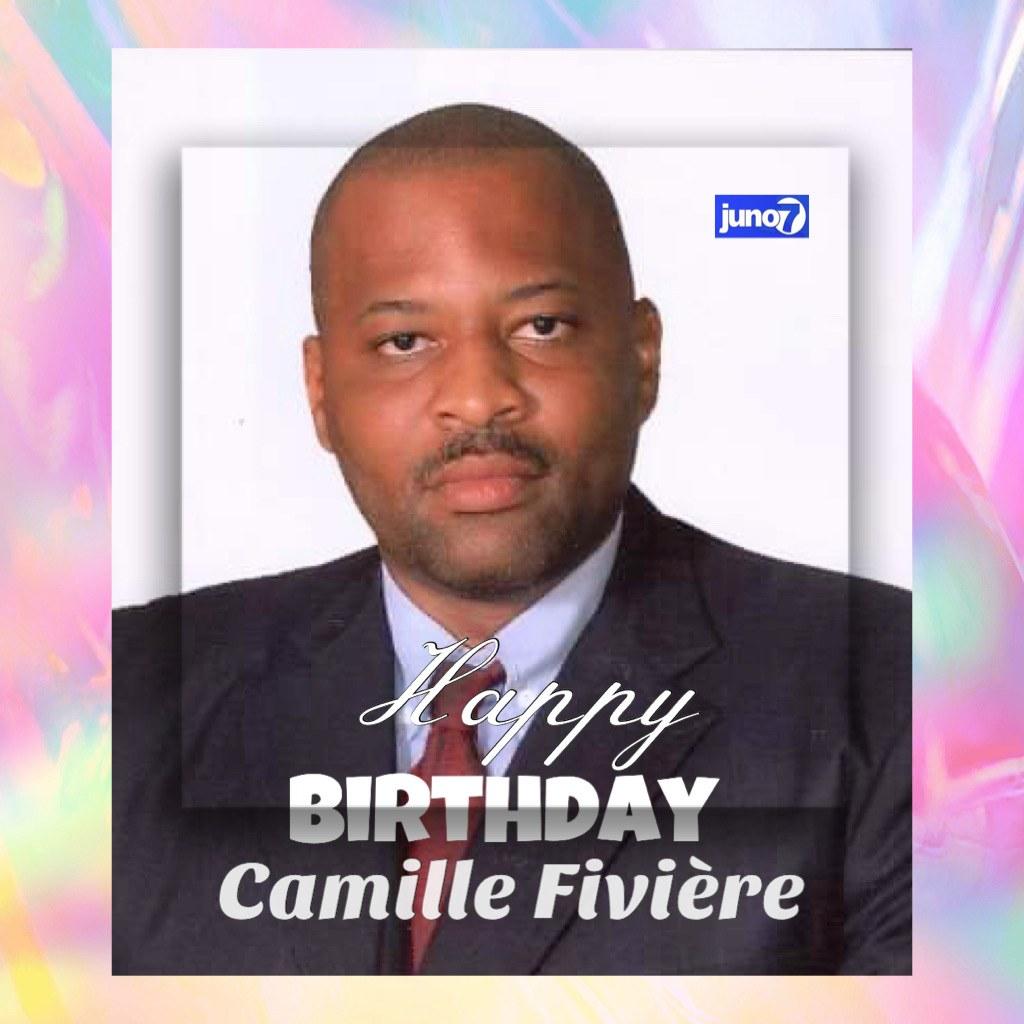 18 Novembre : Anniversaire de Me Camille Fièvre,
