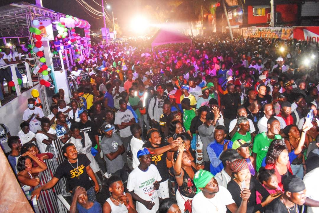 Le RDNP a organisé la 1ère édition du « Festival de la Patrie » à l'occasion de la bataille de Vertières