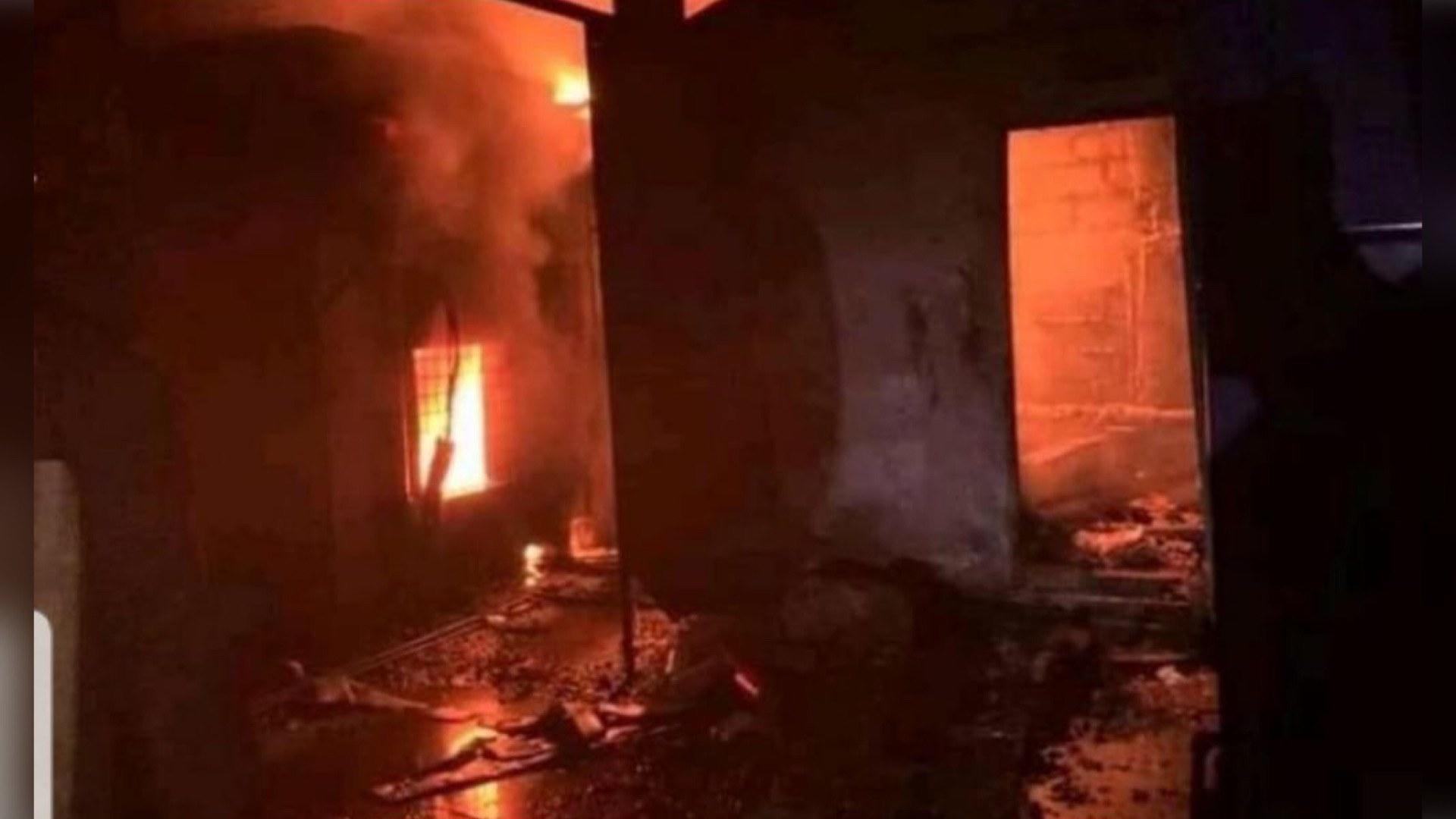 Un incendie plonge le centre Gheskio dans un blackout