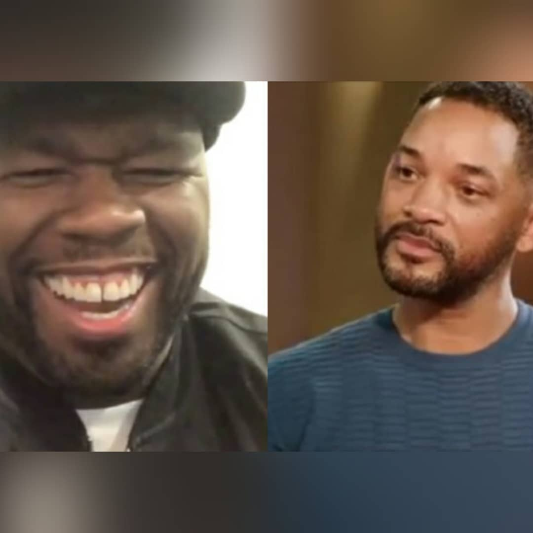 Infidélités de Jada Smith: 50-Cent se moque de Will Smith