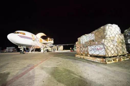 Covid-19 : Une cargaison de 37 respirateurs artificiels offerts à Haïti par les Etats-Unis