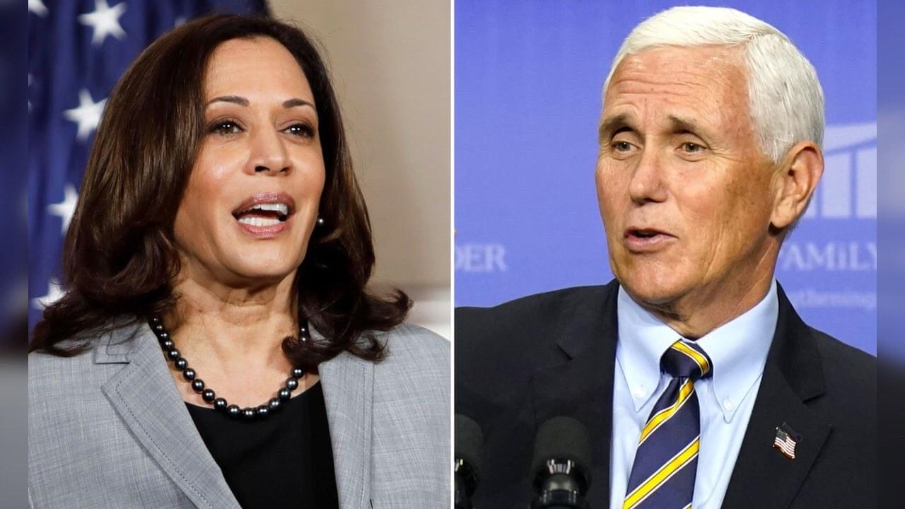 Kamala Harris a battu Mike Pence lors du débat selon 59% des sondés de CNN