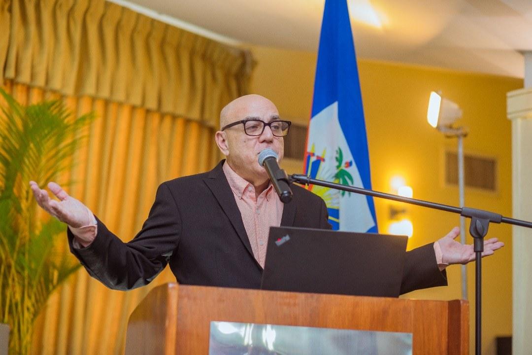 Reginald Boulos: la baisse du prix du carburant sera plus bénéfique que le cash transfert