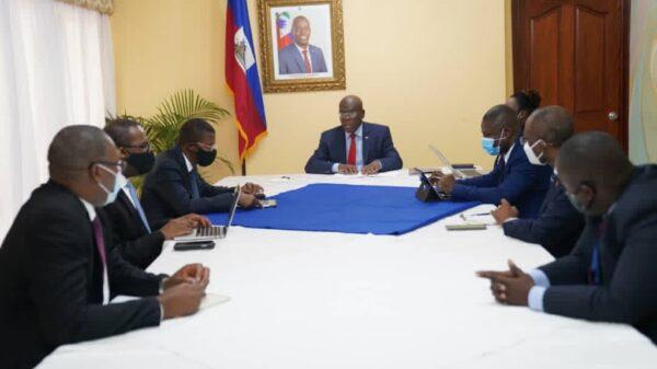 Une rencontre de travail autour du taux de change et la situation économique du pays