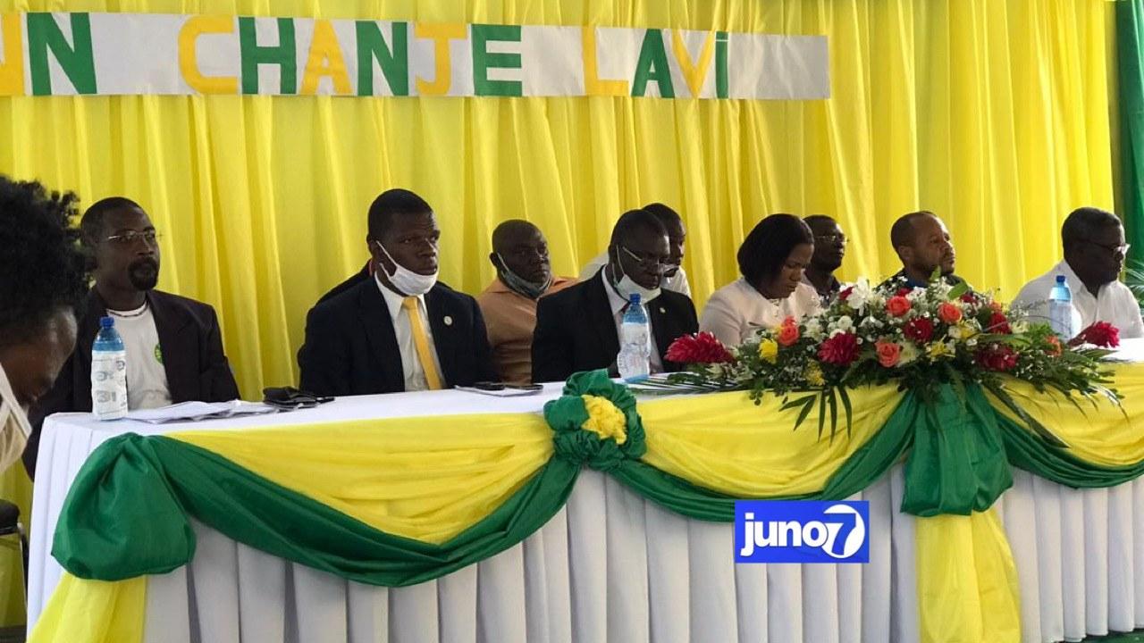 L'ancien député Phelito Doran lance «Ann Chanje Lavi»