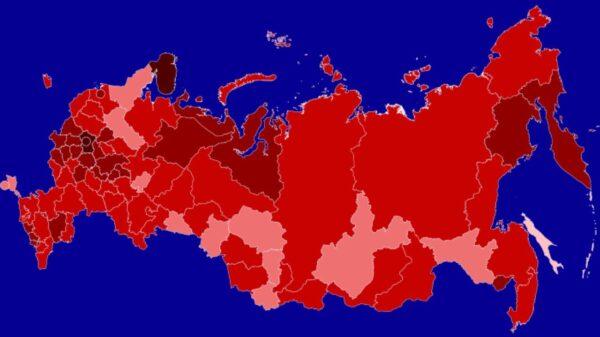 Covid-19: la Russie, deuxième pays le plus touché au monde
