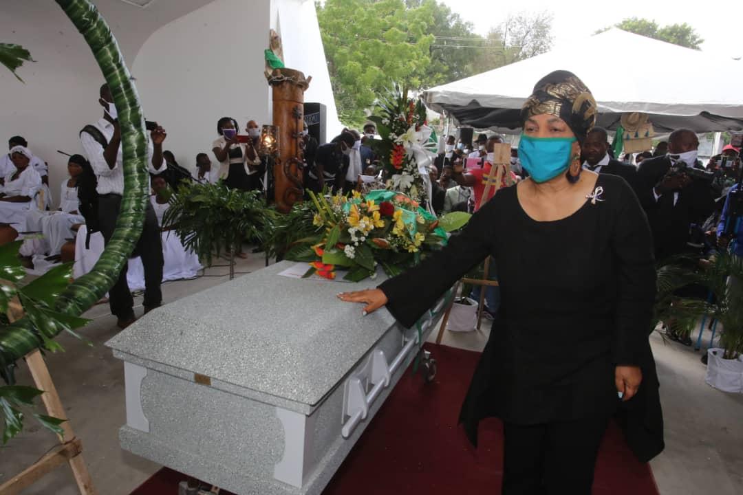 Un dernier hommage bien mérité rendu à la légende Konpè Filo