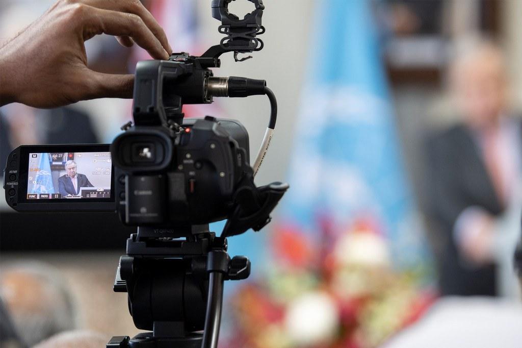 Journée mondiale de la presse: l'ONU met en lumière le rôle des médias au temps du Covid-19