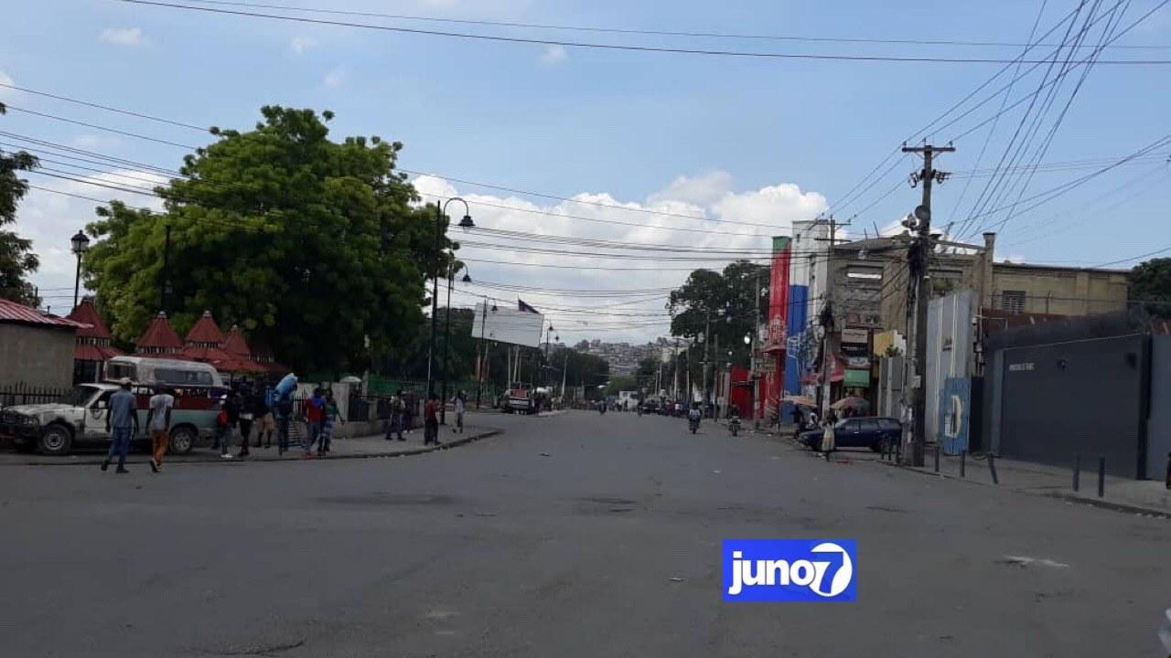 Insécurité - revendications : une journée mouvementée à Port-au-Prince