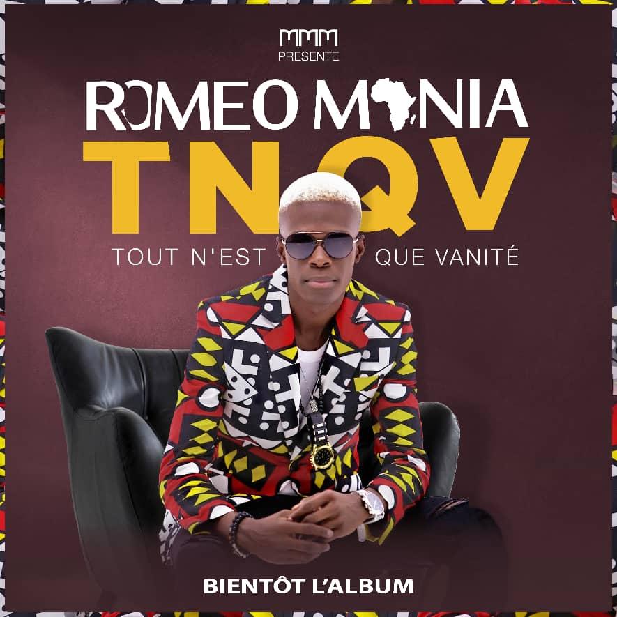 ROMEOMANIA annonce le nom de son premier album et des grosses stars en featuring.