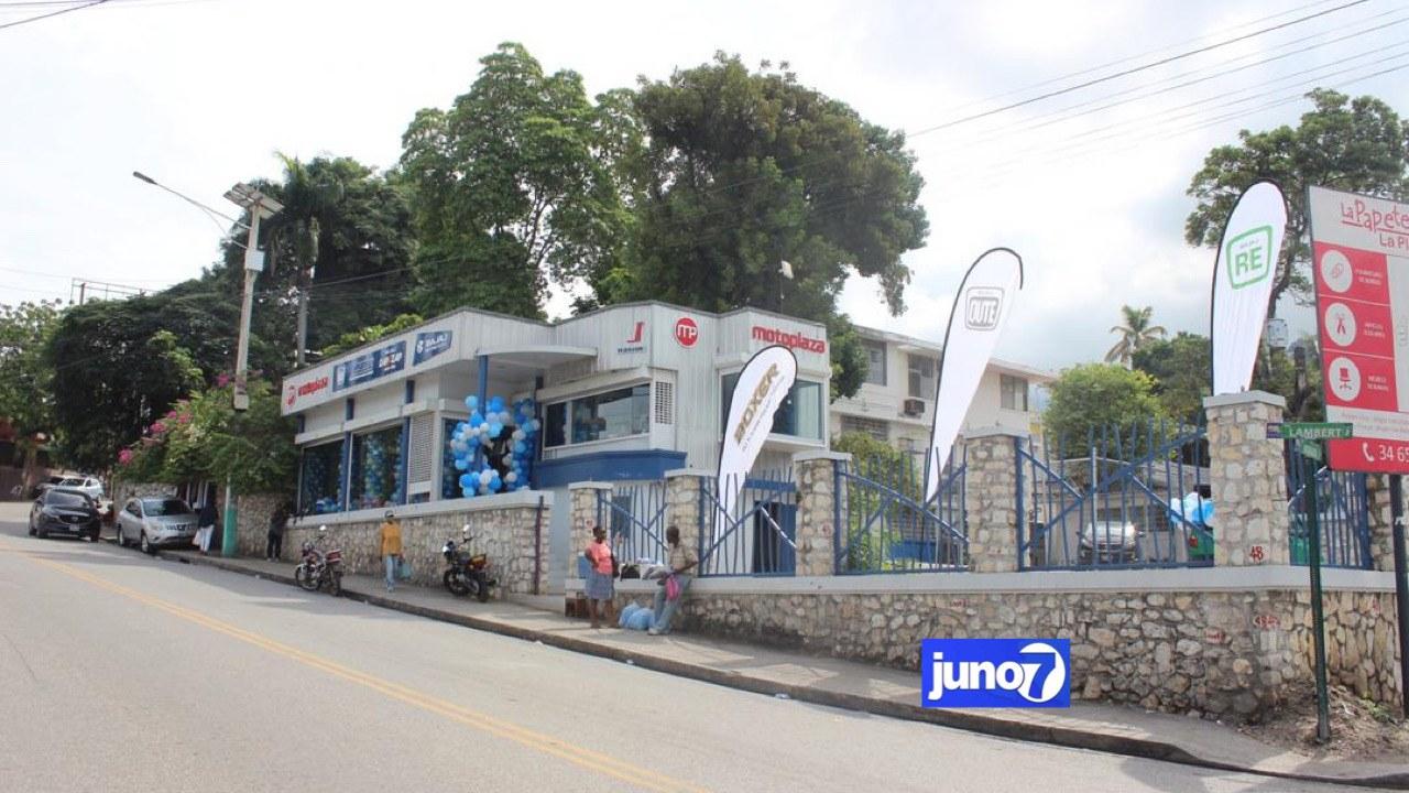 Bajaj ouvre un nouveau magasin à Pétion-Ville