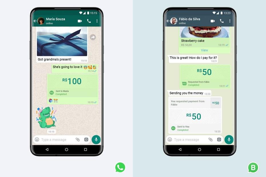 WhatsApp commence à intégrer le paiement dans son application au Brésil
