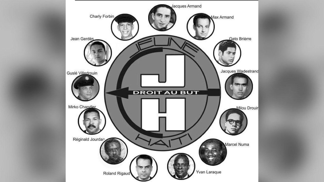 """12 Novembre 1964 : exécution des survivants de """"Jeune Haïti"""""""