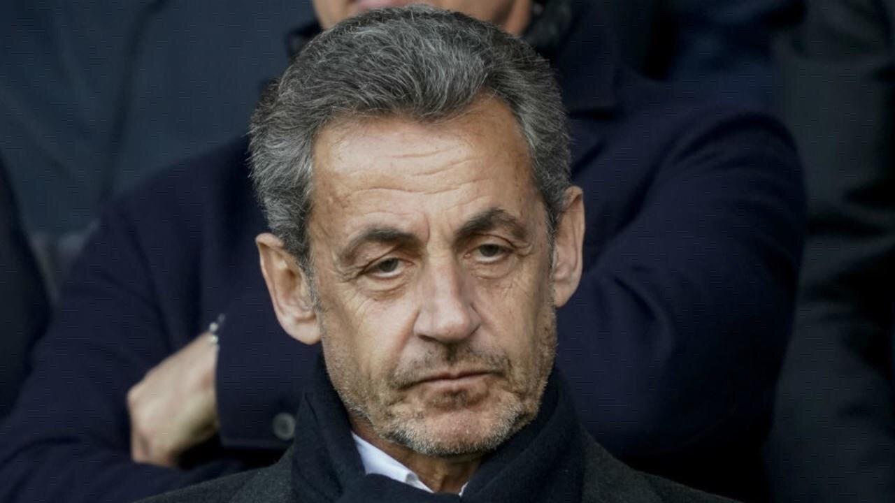 Nicolas Sarkozy, premier président français jugé pour corruption