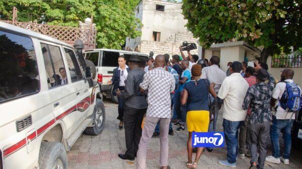 Intrusion de Joaséus Nader à la Cour des Comptes, le premier ministre vient calmer le jeu