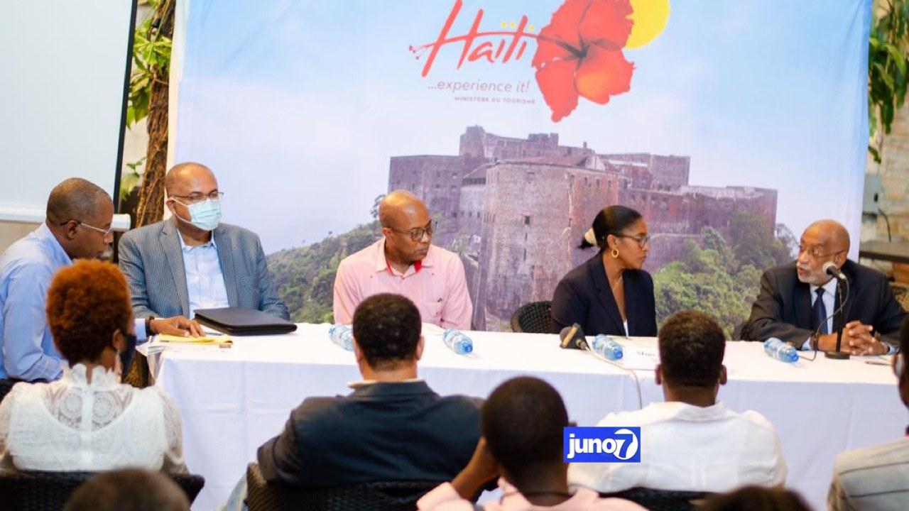 Une causerie pour célébrer la journée mondiale du tourisme en Haïti.