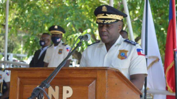 Le nouveau DG Léon Charles affirme vouloir combattre l'insécurité et traquer les bandits