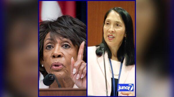 La député américaine Maxine Waters demande à l'ambassadeur des USA de s'opposer aux élections en Haïti