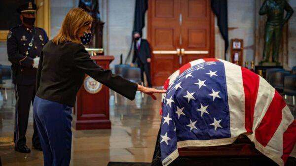 John Lewis salué et honoré par le congrès américain