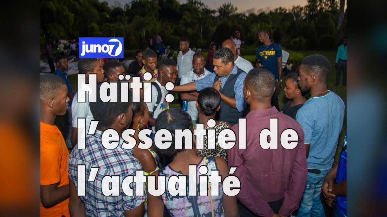 Haïti: l'essentiel de l'actualité du mercredi 16 décembre 2020