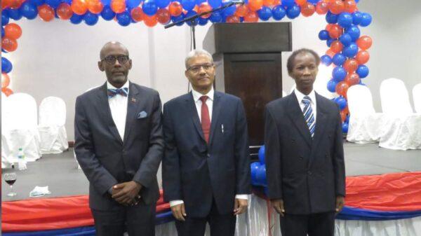 Le nouveau conseil exécutif de l'UEH investit dans ses fonctions