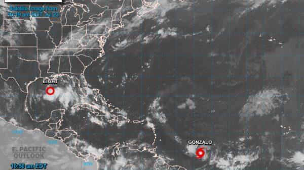 Une tempête tropicale menace Haïti