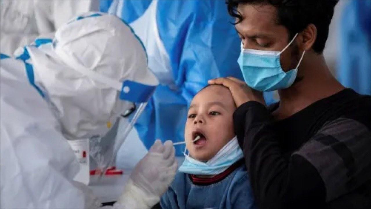 97 000 enfants testés positifs au Covid-19, en deux semaines, aux États-Unis