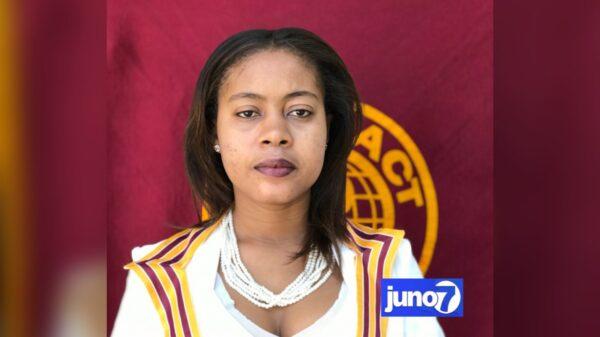 Qui est Esther Alcimé, la présidente du club Rotaract de Pétionville ?