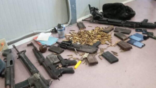 Importante opération de la PNH dans les Nippes, plusieurs bandits mortellement blessés