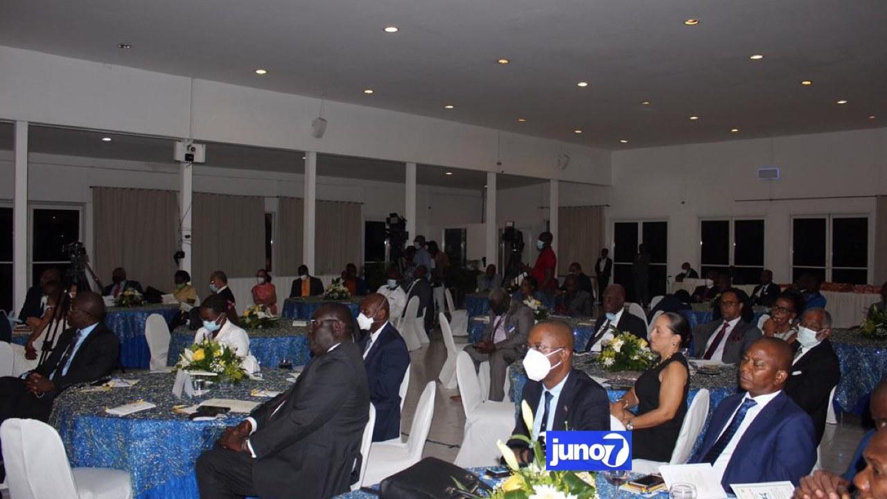 Cérémonie de remise officielle de Charte au Rotary Club Pétion-Ville Sud