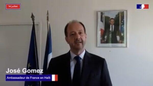 L'ambassadeur de France en Haïti déplore les violences dans les quartiers populaires