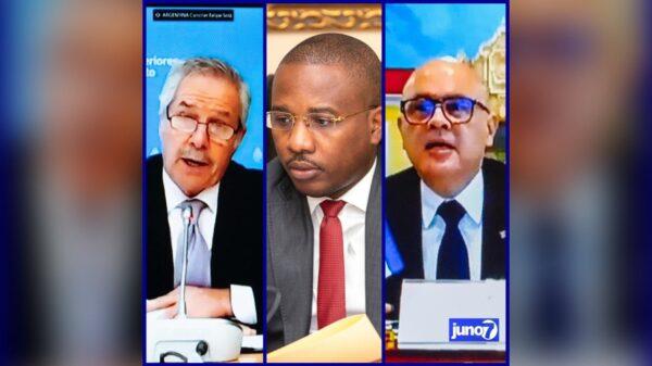 Le Chancelier haïtien Claude Joseph participe à la 38e session de la CEPALC