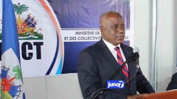 François Anick Joseph, ancien ministre, est décédé ce mardi 27 octobre