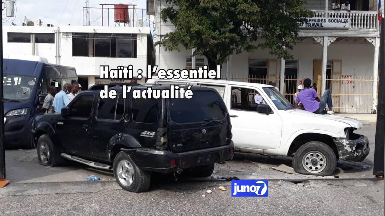 Haïti: L'essentiel de l'actualité du mardi 28 juillet 2020