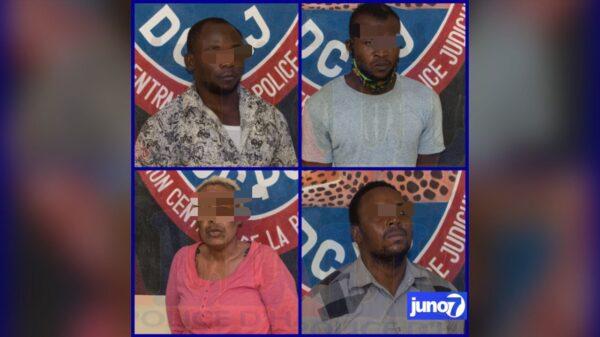 Le chef de gang de « Baz 17 euros » arrêté par la PNH