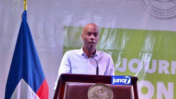 A l'occasion de la 3e journée de l'économie, Jovenel Moïse appelle la diaspora à revenir au pays pour la fin de l'année