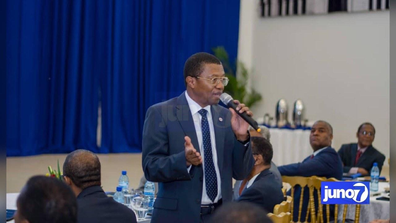 Haïti-Covid 19: Jean Baden Dubois relève les difficultés économiques et humaines