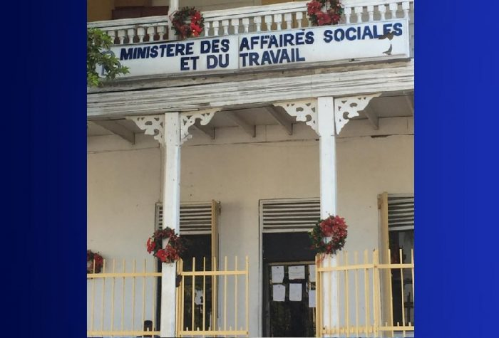 Ministère Affaires Sociales et Travail MAST