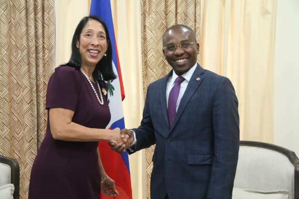 Haïti-Élections : les USA et le gouvernement haïtien ont la même position selon Claude Joseph