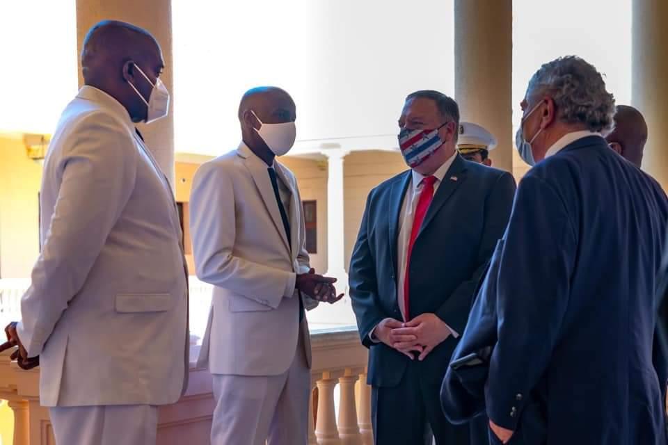 """Haïti - Élections: """"il est essentiel d'organiser les élections qui ont trop tardé"""", a dit Mike Pompeo"""