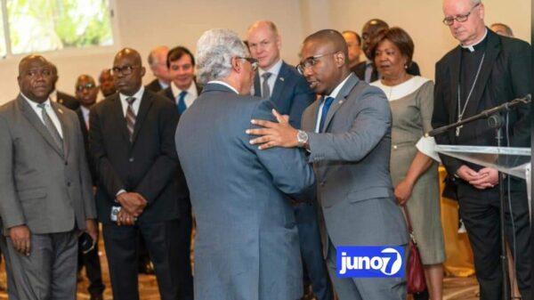 Insécurité : Claude Joseph écrit aux représentants du corps diplomatique en Haïti