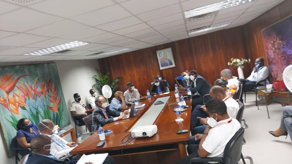 Haïti-Coronavirus: vers le renforcement des dispositifs de surveillance à l'aéroport