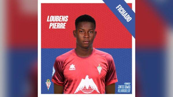 Football: Un jeune haïtien, Loubens Pierre, signe en espagne