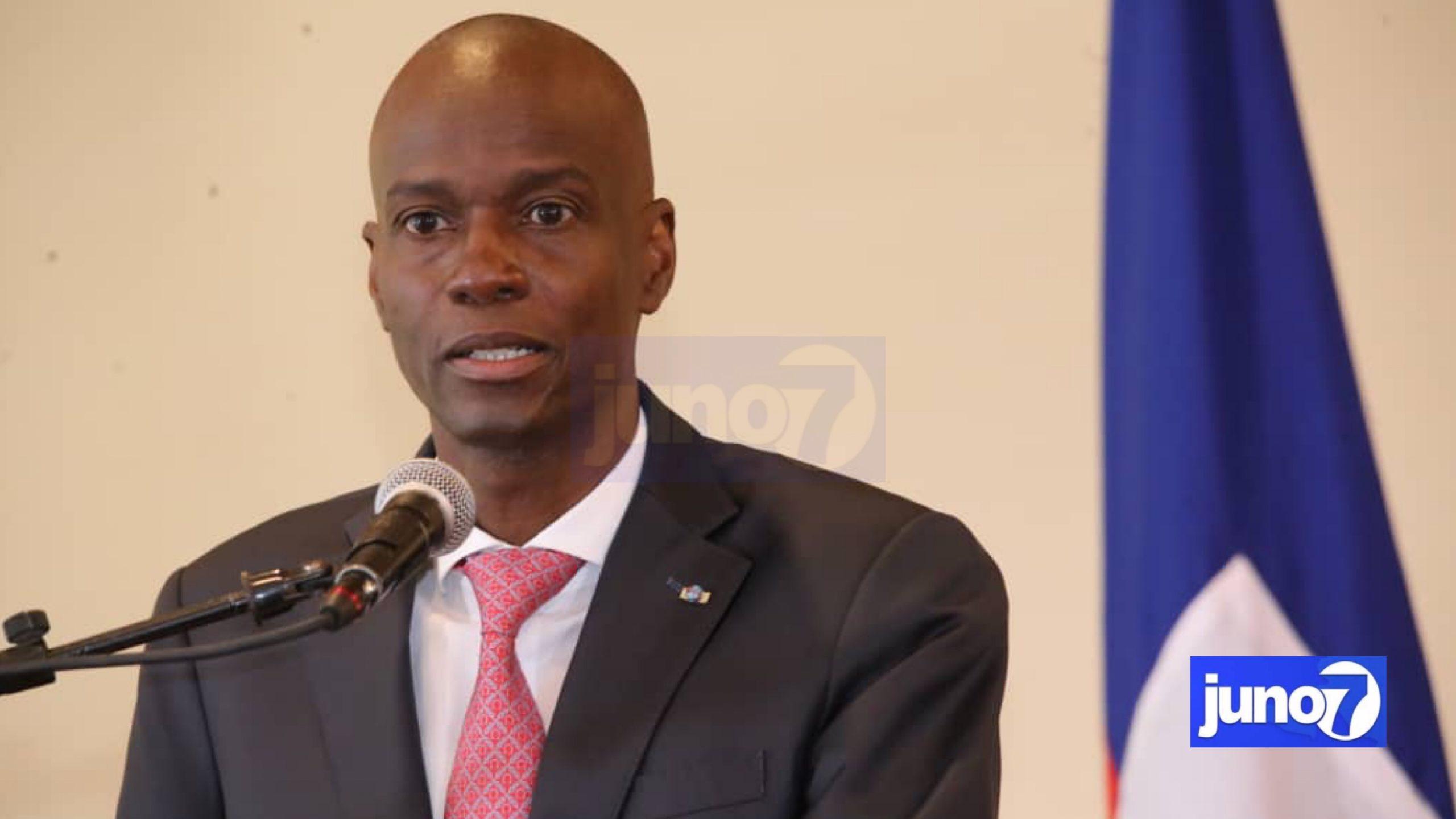 Covid19 Haïti : Le président annonce des mesures économiques pour faire face au Coronavirus