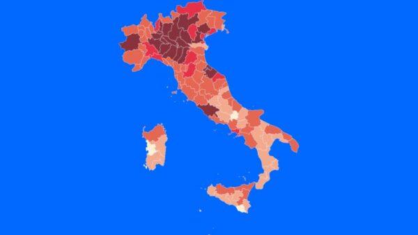 Coronavirus-Italie: près de 1000 morts en 24 heures